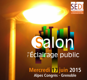 Salon de l'Eclairage Public 2015