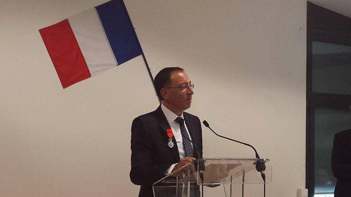 Jean Luc Medina - Légion d'honneur